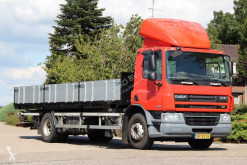 Камион платформа втора употреба DAF CF75 /250!!36dkm origineel!!OPEN LAADBAK/PRITSCHE!!KLEP/LBW!!
