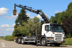 Used container truck Scania P 380
