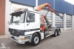 Mercedes hook arm system truck Actros 2640