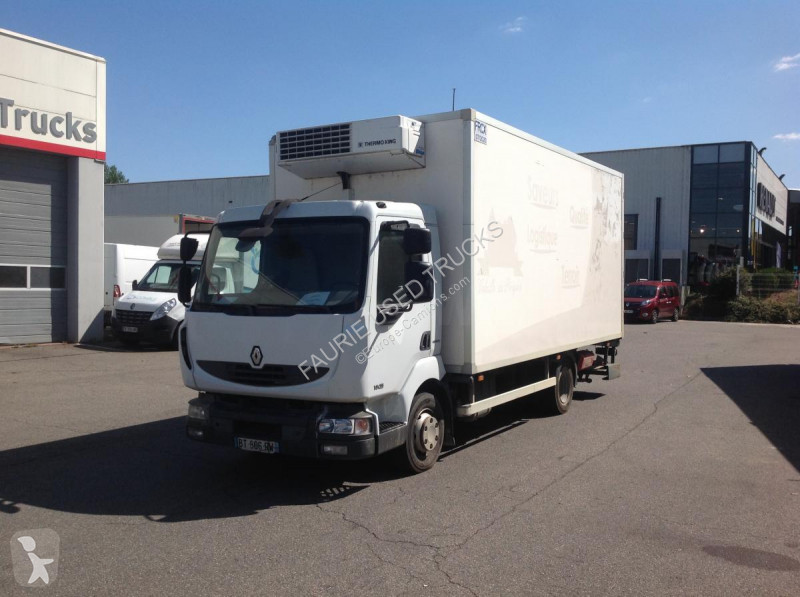 Voir les photos Camion Renault Midlum 180.10
