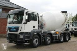 Camion MAN TGS 32.420 8x4/EuromixMTP EM 9m³ R EURO6 béton toupie / Malaxeur occasion