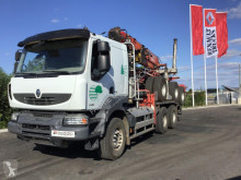 Camion Renault Kerax 520 DXI grumier occasion