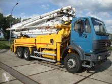 Camion calcestruzzo betoniera mescolatore + pompa Mercedes 2631