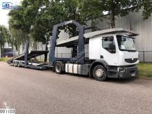 Camião reboque porta carros Renault Premium 450