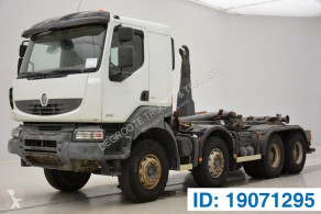 Camion polybenne Renault Kerax 450 DXi