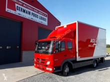 Camion fourgon polyfond occasion Mercedes Atego 1018