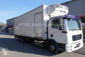 Camion MAN TGL 12.250 Kühlkoffer-Multitemp-TK TS500e-8 Gang frigo occasion