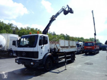 Mercedes 1824 truck used tipper