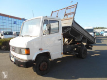 Mercedes half-pipe tipper truck 709D