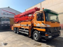 Mercedes Actros 3235 truck used concrete pump truck