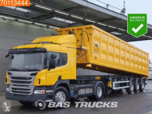 Ensemble routier benne Scania P 410
