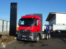 Gebrauchter LKW Fahrgestell Mercedes Arocs 2643 LS 6x6 HAD Allrad, Retarder, Kipphydr