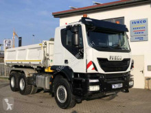 Camion tri-benne Iveco AT260T50 6x4 Kipper + Bordmatik