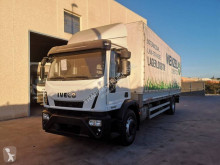 Iveco Eurocargo truck used tarp