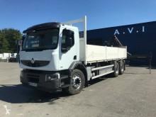 Camion plateau ridelles Renault Premium Lander 310.26