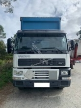 Camion Volvo FM7 310 obloane laterale suple culisante (plsc) second-hand
