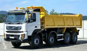 Camion benne occasion Volvo FMX 450 Kipper 6,10 m * 8x4 * Topzustand!