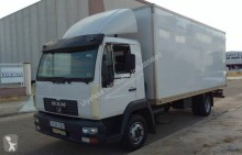 Camion fourgon MAN LC 8.145