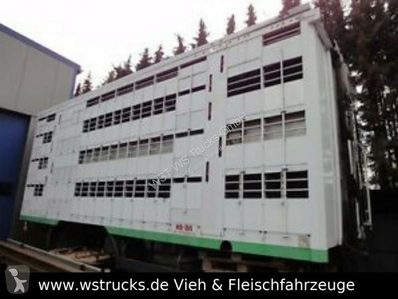 Zobaczyć zdjęcia Wyposażenie ciężarówek Mercedes KABA 4 Stock Vollalu 2004 Hubdach