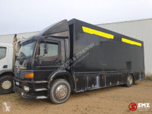 Camion Mercedes Atego 1828 fourgon occasion