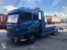 Camion porte voitures occasion Mercedes 817