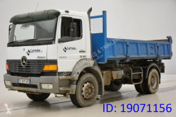 Mercedes two-way side tipper truck Atego 1823