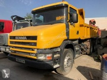 Camion benne occasion Scania Torpedo