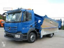 camion Mercedes Atego 1224 K 2-Achs Kipper Bordmatik
