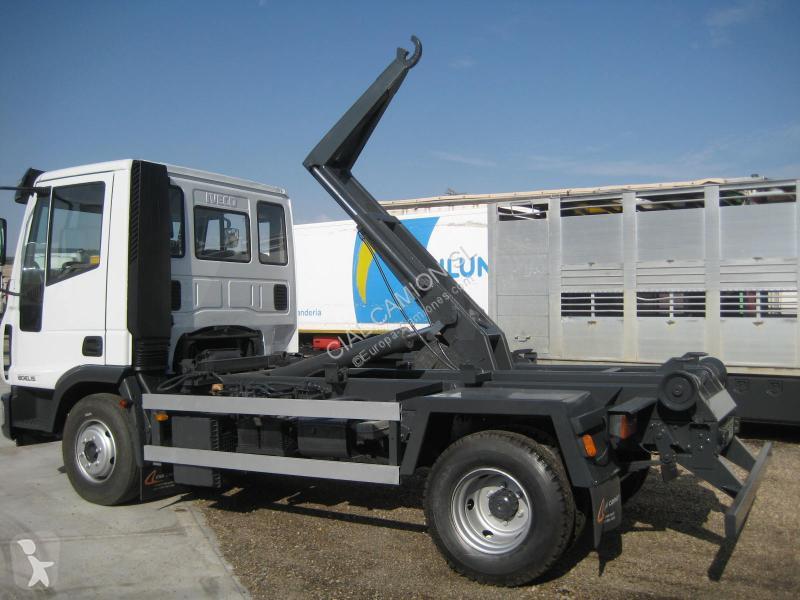 Voir les photos Camion Iveco Eurocargo 80E15