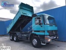 Camion bi-benne occasion Mercedes Actros 3331
