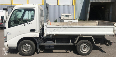 Camion Toyota NT21Y ribaltabile usato
