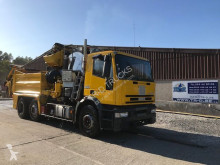 Camion Iveco Eurotech benne occasion