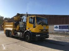 Obras de carretera pulverizador Iveco Eurotech