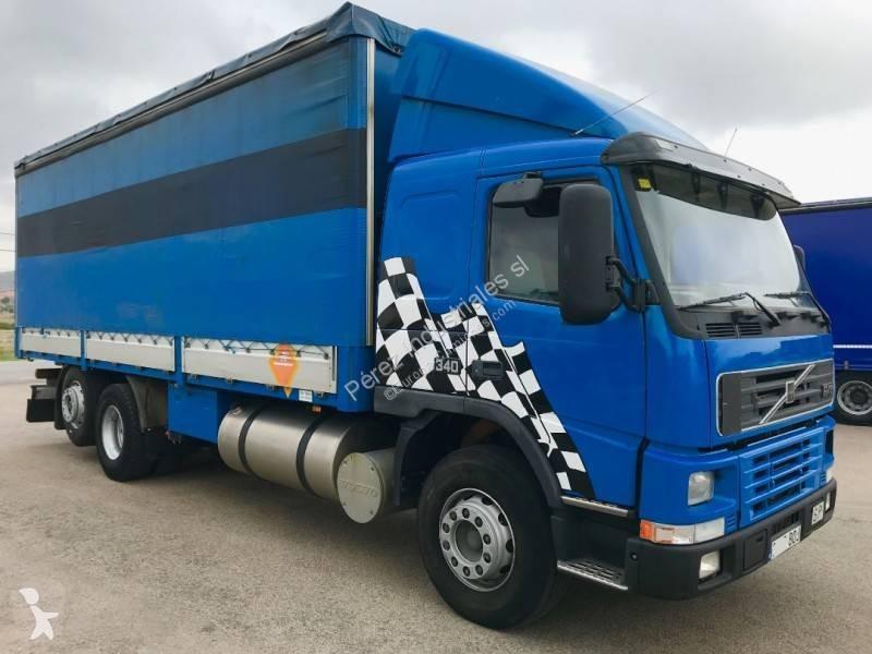 Ver las fotos Camión Volvo FM12 340