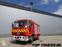 camion Iveco 80E150 Calamiteiten truck, 16 KVA Electricity aggregate, Elektrizitat Aggregat, Elektriciteit Aggregaat, water tank, high pressu