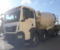 camion MAN CAMION HORMIGONERA MAN 360 8X4 2017 11M3