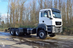 Camion châssis MAN TGS 33.400 BB WW 6x6