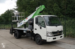 camion Hino 300-714 ARTICULATED AERIAL PLATFORM