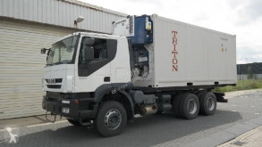New refrigerated truck Iveco Trakker 380