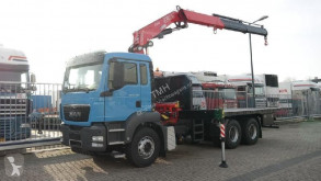 Camion MAN TGS 33.360 BB WW plateau neuf