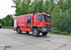 ciężarówka wóz strażacki nc
