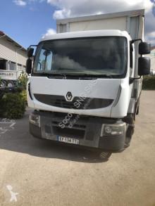 Renault ponyvával felszerelt plató teherautó Premium 280