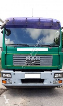 MAN TGM 15.240 truck used box