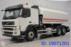 Volvo FM 400 truck used chemical tanker