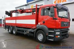 camion MAN TGA 26.400 6x4 Atlas Terex TLC 165.2 11 m=1.5 to