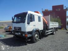 teherautó MAN CAMION GRUA MAN 18280 4X2 PALFINGER PK 20002 2006