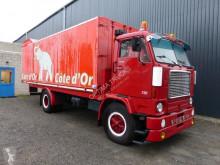 Camión furgón Volvo F88