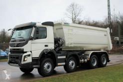 Camion Volvo FMX 430 8x4 / EuromixMTP TM20 HARDOX benne occasion