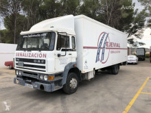 Camion DAF 1700 fourgon occasion