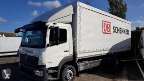 Камион подвижни завеси Mercedes Atego 1224 L